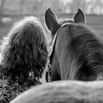 Coaching met paarden Jiska